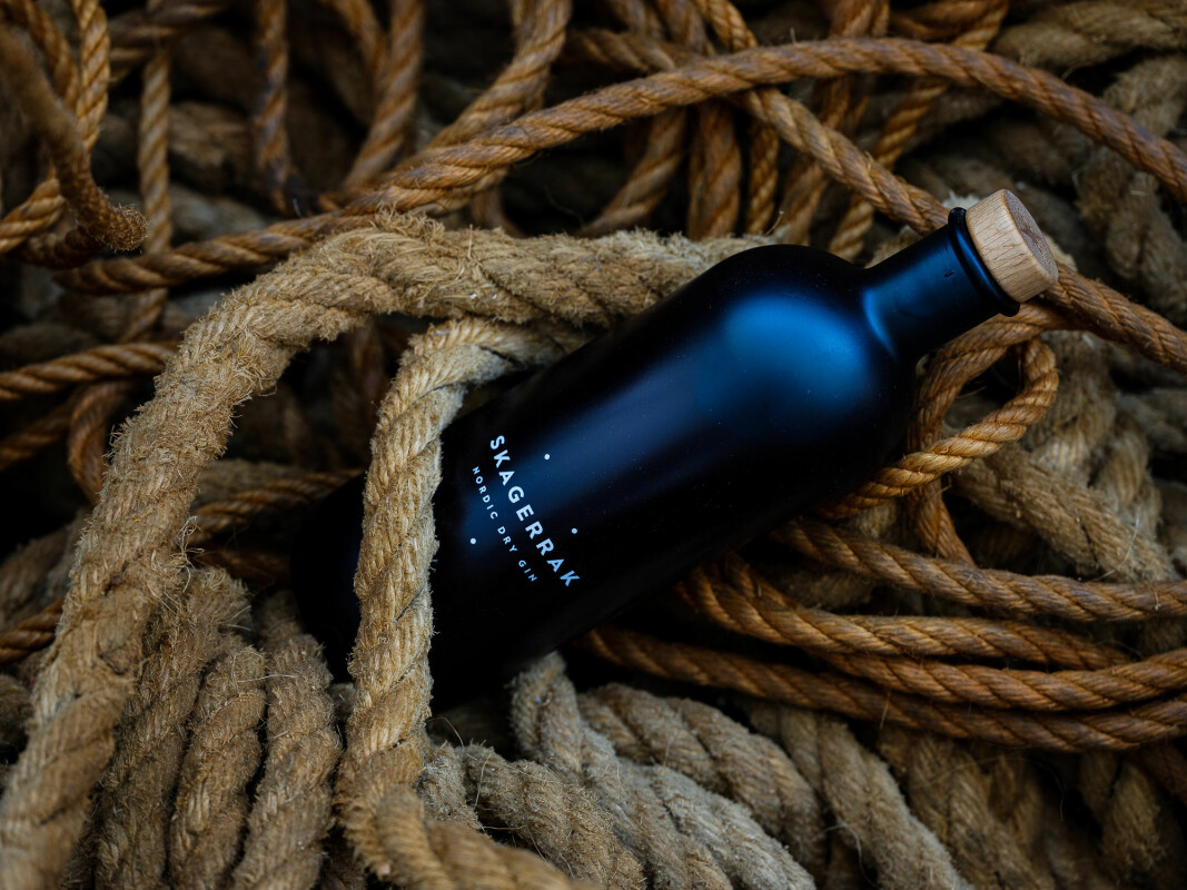 Skagerrak Gin er en av de norske produktene som høster stor anerkjennelse.