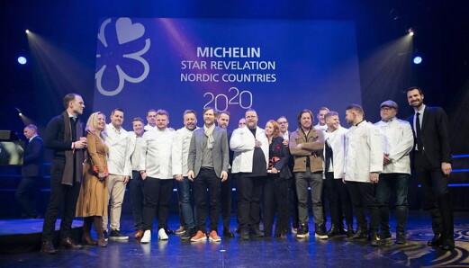 Stjernedryss fra Michelin utsatt
