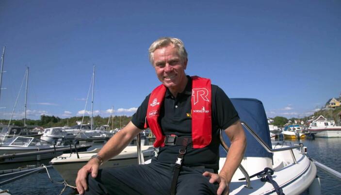 Generalsekretær i Kongelig Norsk Båtforbund, Stig Hvide Smith. (Foto: Kongelig Norsk Båtforbund)
