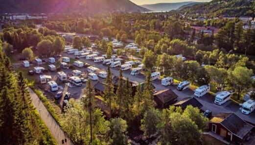 Topcamp har overtatt Mosjøen camping