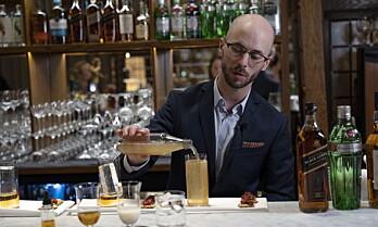Vant med drink inspirert av norsk landbruk