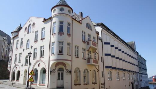 Ålesund-hotell i ny drakt