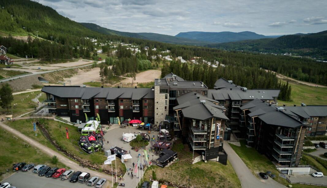Radisson Blu Resort Trysil ligger 68 prosent foran bookingtallene på samme tid i fjor. (Arkivfoto: Jonas Sjögren/Radisson Blu Resort Trysil)