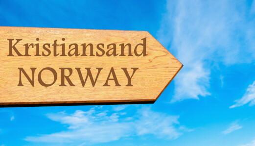 I 2022 peker pilene mot Kristiansand