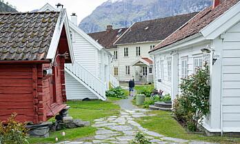 Støtte til historiske Vangsgaarden