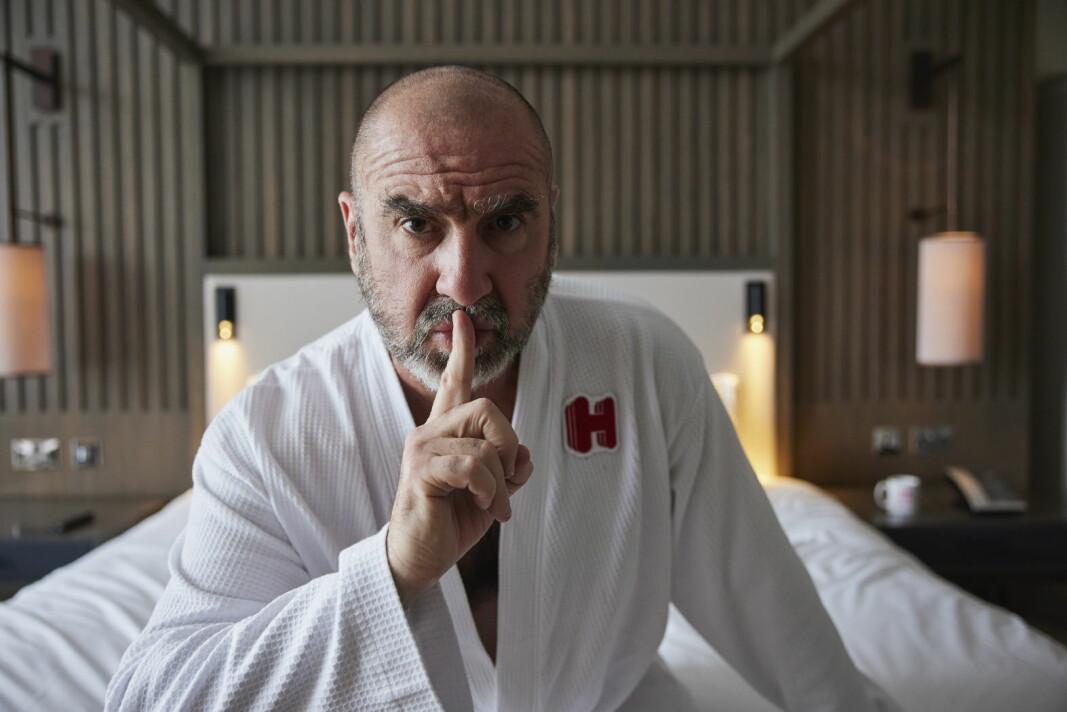 Eric Cantona (Foto: Mark Robinson/Hotels.com)