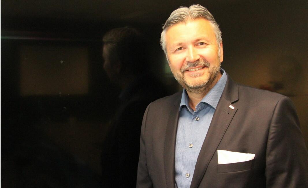 Svein Arild Steen-Mevold er administrerende direktør i Up North. (Foto: Morten Holt, arkiv)