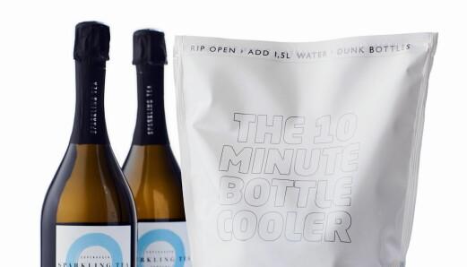 Ny flaskekjøler fra Mr. Iceman