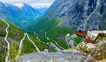 Sju av ti velger norgesferie