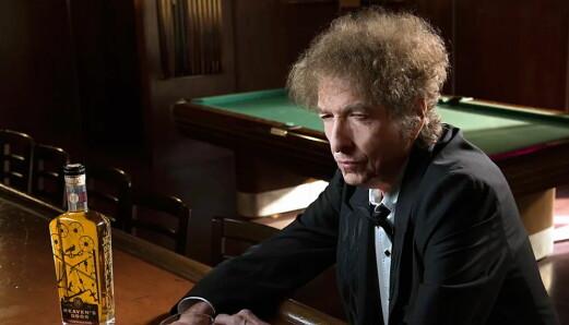 Bob Dylan feirer 80-årsjubileet med ny whiskey