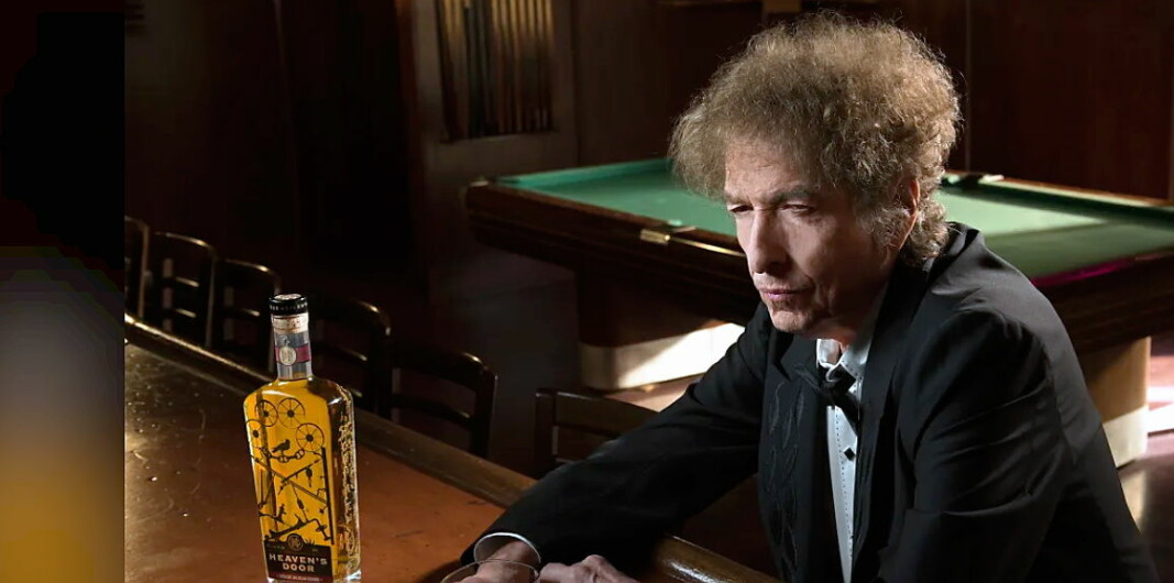 Bob Dylan feirer 80-årsjubileet med lansering av en ny whiskey. (Foto: Toast Group)