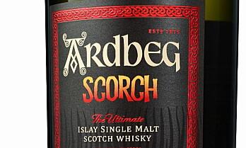 Ardbeg med ny eksklusiv whisky