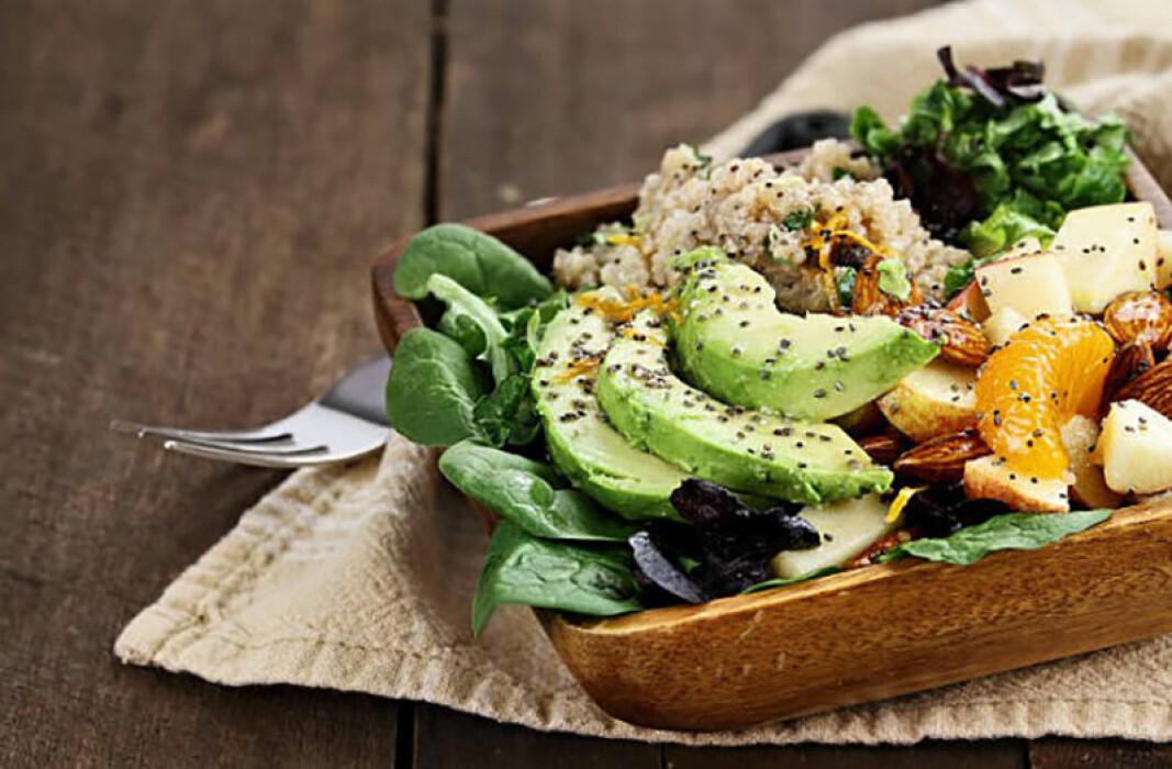 Forskningsprosjektet Food (R)evolution skal undersøke hvordan kantina kan brukes for å endre folks matvaner. (Foto: Coor)