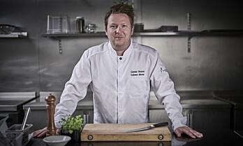 Blir kulinarisk direktør i Compass Group