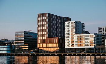 Blir Bodøs største hotell