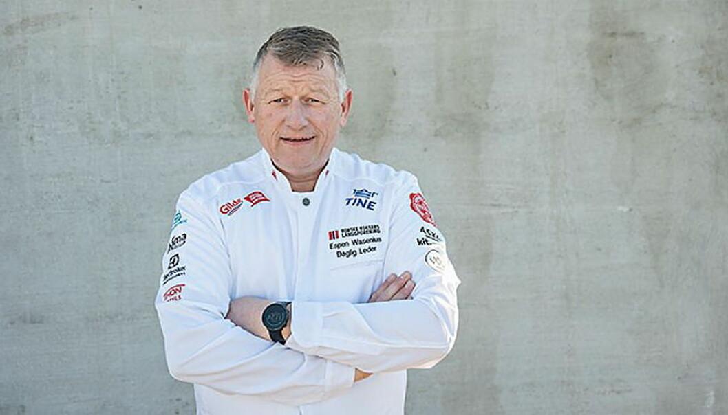 Espen Wasenius er daglig leder for NKL (Foto: NKL)