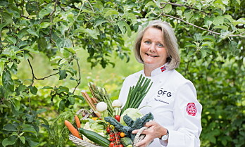 Tid for å nyte sommerens første norske grønnsaker