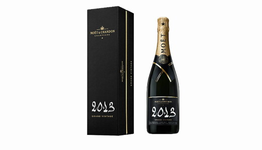 Lanserer en ny Grand Vintage-champagne