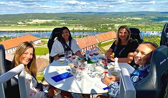 Det internasjonale matkonseptet har nådd Norge