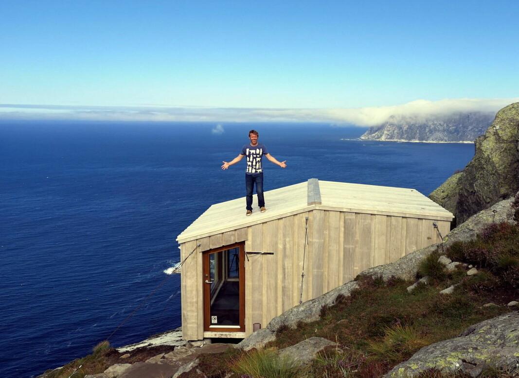 Gunnar Garfors. (Foto: Up Norway/privat)