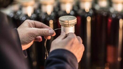 Kåret til verdens beste cognac