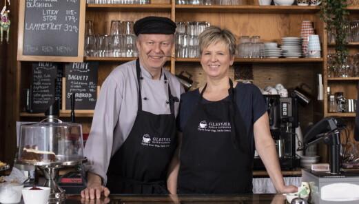 20 år med Glesvær kafè