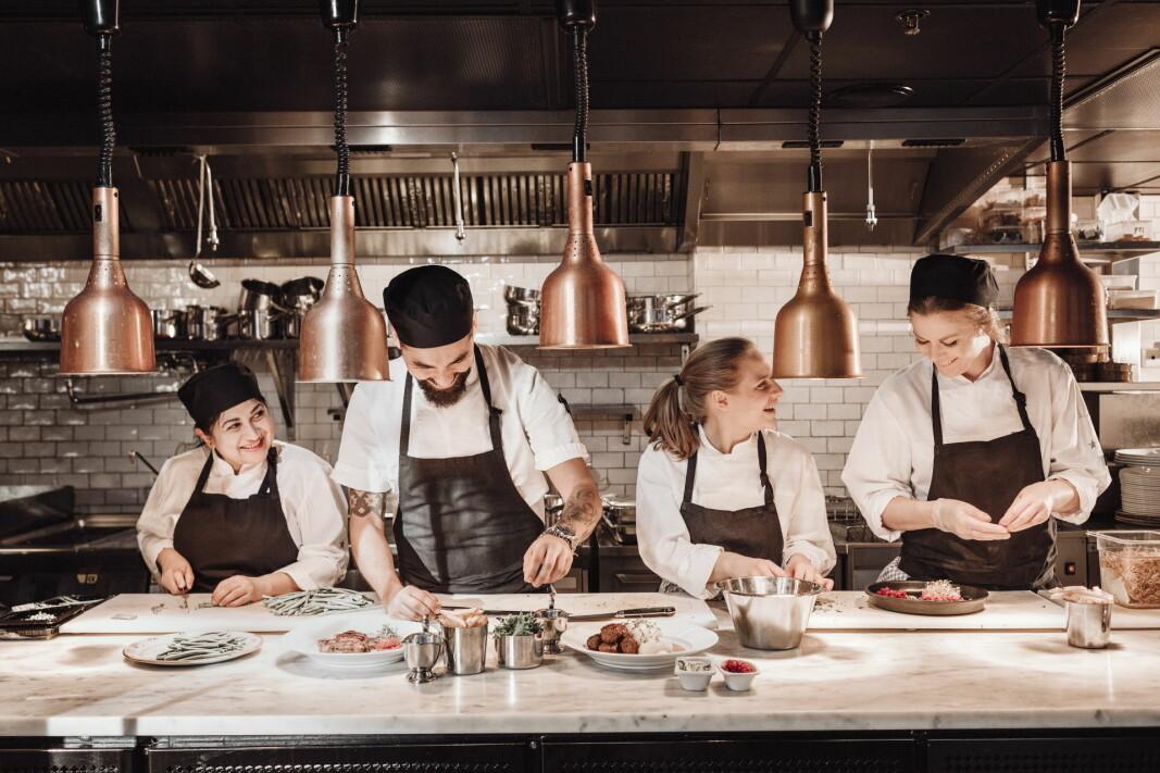 – Godt arbeidsmiljø er den viktigste driveren for norske arbeidstakere når de skal bytte jobb eller velge å bli værende hos nåværende arbeidsgiver, sier markedssjef Christian Børresen i Randstad. (Foto: Scandic Hotels)