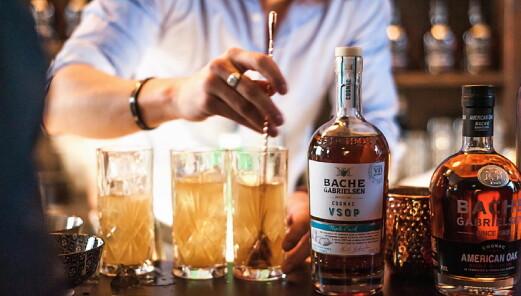 Sommerdrinker med smak av cognac