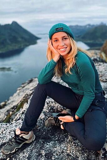 Isabella Einarsen. (Foto: NAC)