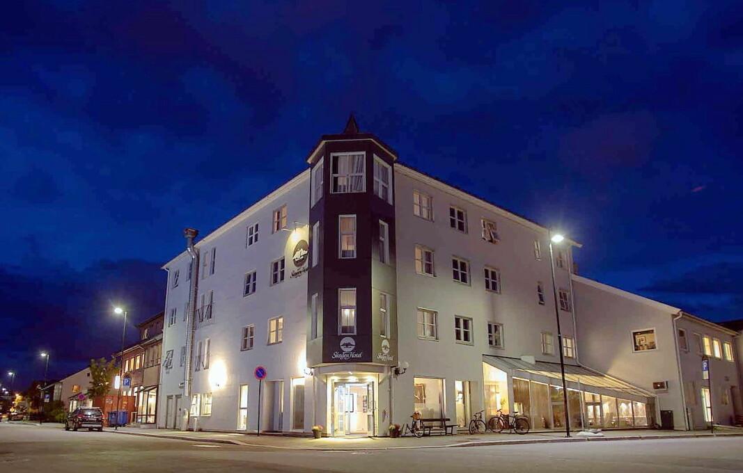 Skagen Hotel blir innlemmet i Thon Hotels-porteføljen. (Foto: Thon Hotels)