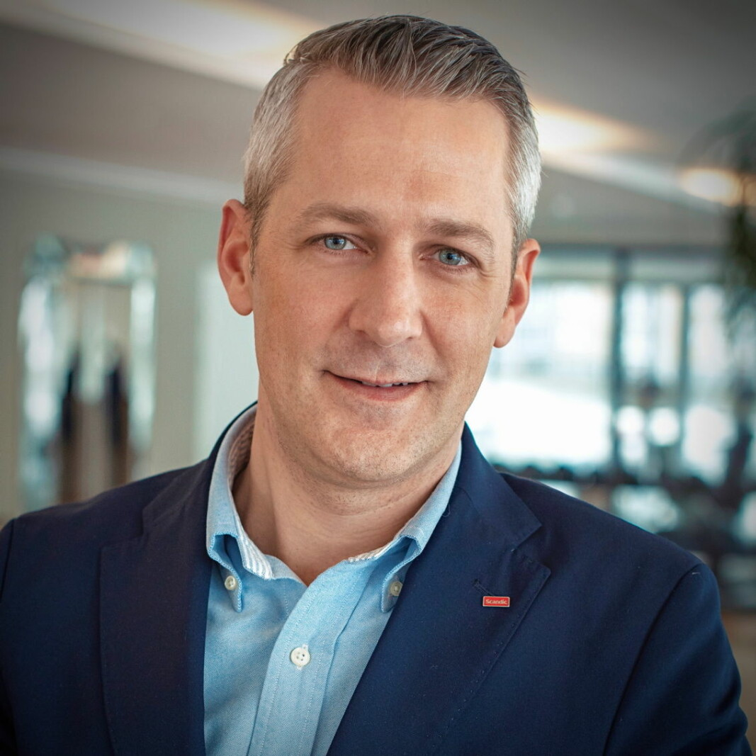 Espen Teigseth er ansatt som ny restaurantdirektør på Britannia Hotel. (Foto: Privat)