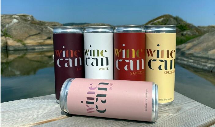 De fem produktene som hittil er lansert i iCan-serien. (Foto: Primoris)