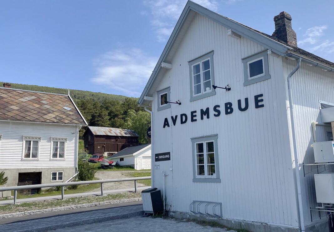 Avdembue på Lesja. (Foto: Morten Holt)