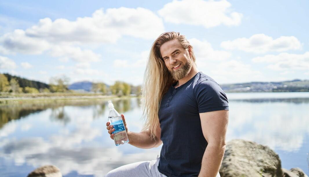 Lasse Matberg. (Foto: Snåsavann AS)