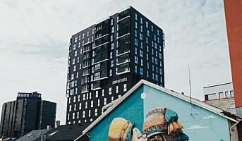 Comfort Hotel Bodø har åpnet