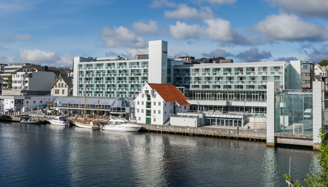 Fra Scandic Hotels til Nordic Choice Hotels.