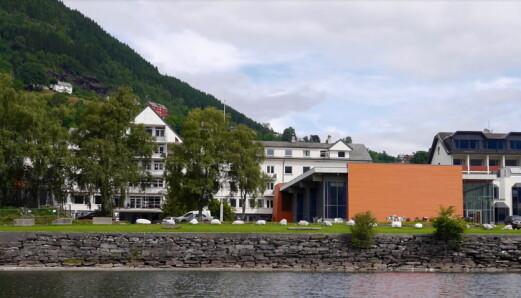 Kjøper Park Hotel Vossevangen