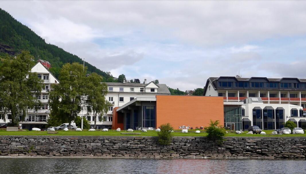 Up North har kjøp og skal drifte Park Hotel Vossevangen. (Foto: Park Hotel Vossevangen)