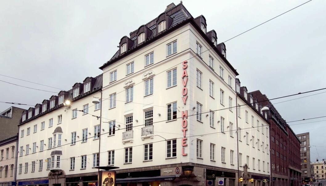 Savoy Hotel. (Foto: Entra)
