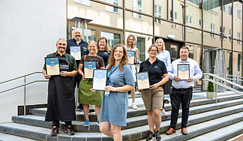 Prisvinnere på Trøndersk Matfestival
