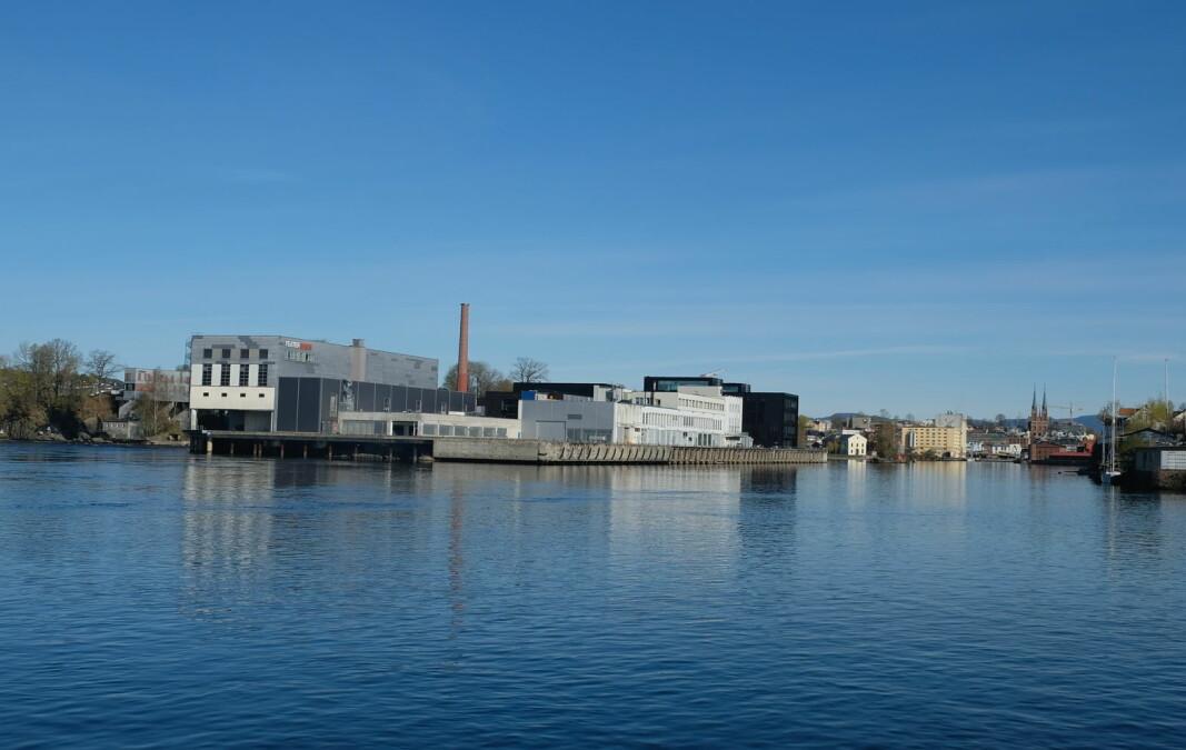 Telemark Bryggeri. (Foto: Telemark Bryggeri)