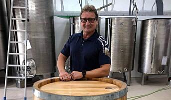 Fra redningshelikopter til vinproduksjon