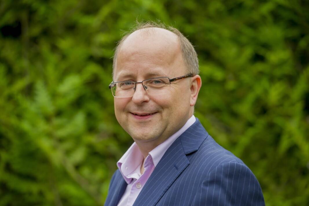 Bent Cato Danielsen er ny administrerende direktør på luksushotellet Cameron House i Skottland. (Foto: Privat)