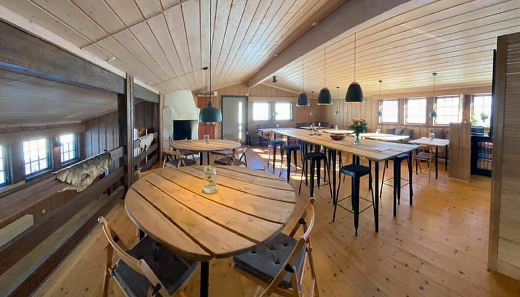 Bjaaland Bygderestaurant til topps i restaurantkåring. (Foto: Bjaaland Bygderestaurant)
