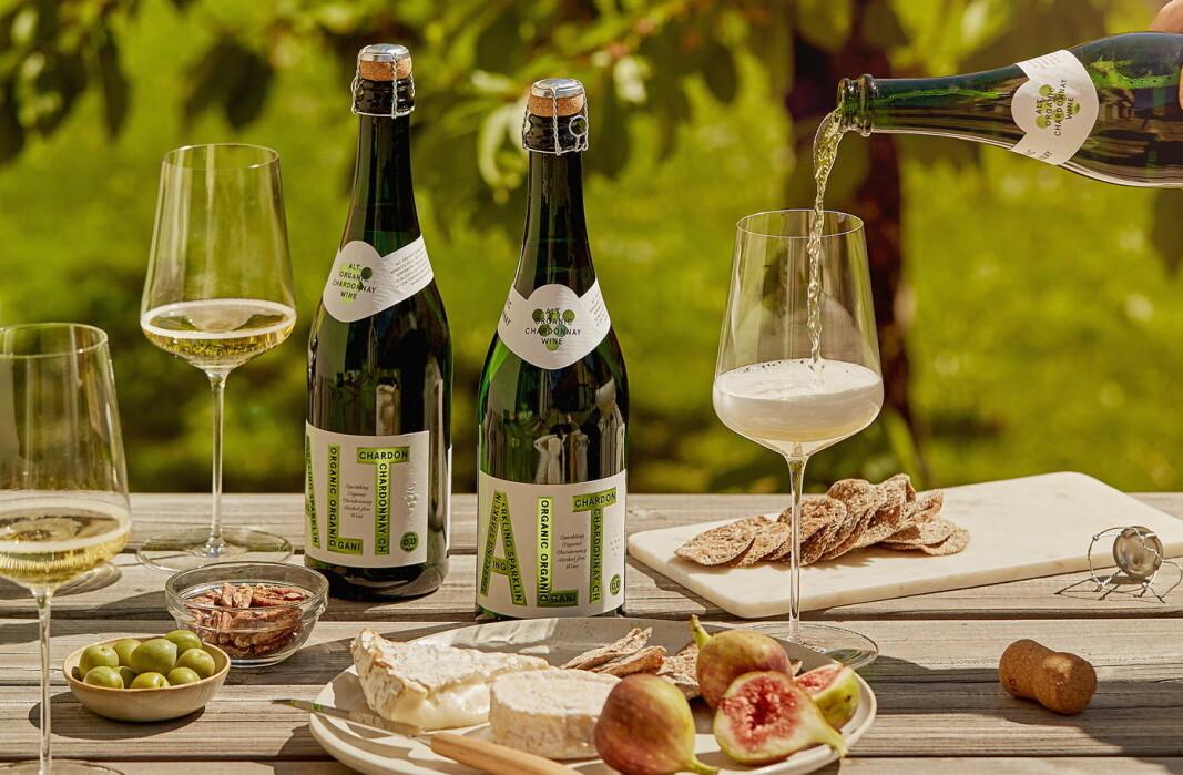 «ALT.» er en ny serie alkoholfrie viner, utviklet av norske Leske i samarbeid med en tysk vingård. (Foto: Tommy Andresen)