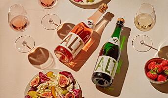Ny serie med alkoholfri vin