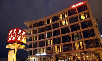 PS:Hotel opphører, Scandic Vulkan overtar