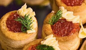 Norges eneste oppdretter av størfisk og produksjon av russisk kaviar