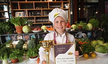 Norges aller første «Kokkespire»