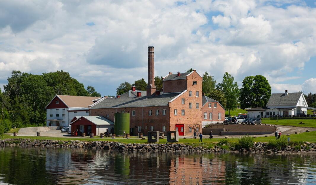 Atlungstad Håndverksdestilleri. (Foto: Atlungstad Håndverksdestilleri)
